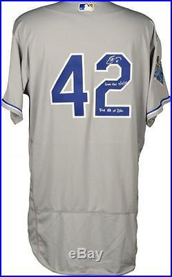 Game Used Eric Hosmer Royals Jersey Fanatics Authentic COA Item#7075698