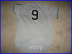 Game Worn Albany Polecats Road Jersey