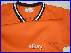 Game Worn Used 1976 Baltimore Orioles Jersey #8