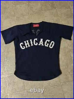 Game worn / used Chicago White Sox jersey #62 WOLF