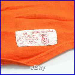 Glenn Davis Game Used Houston Astros Tequila Sunrise Jersey + Pants Uniform