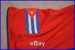Guillermo Heredia Game Used/Worn Cuba World Classic Jersey Seattle Mariners