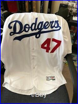 Howie Kendrick Team Issued LA Dodgers Jersey
