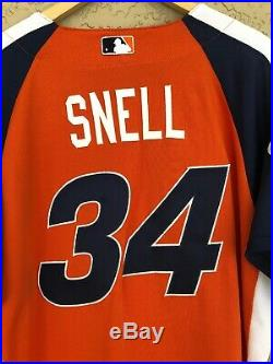 Ian Snell 2005 MLB All Star Futures Game Used Jersey Detroit Size 46 Free Shippi