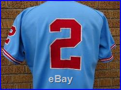 Jerry Hairston Chicago White Sox Game Worn Game Used Jersey (retired #2)