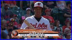Jonathan Schoop Home Run Jersey (Game Used), Worn 6/26/16, Orioles, COA MLB