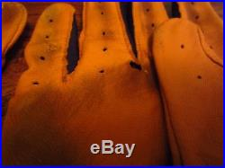 Jose Altuve 2017 Game Used Worn Houston Astros Franklin Custom Batting Gloves
