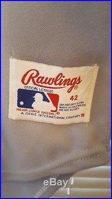 LA Dodgers vintage jersey size 42 1990s Rawlings MLB