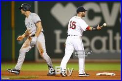 MATT HOLLIDAY 2017 Yankees GAME USED JERSEY WORN ROAD MATCH MLB STEINER COA