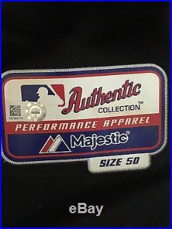 Manny Machado Game Used Home Run Jersey Hz293174