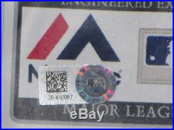 Matt Reynolds sz 46 1986 Mets TBTC GAME USED 2016 JERSEY New York Mets MLB holo