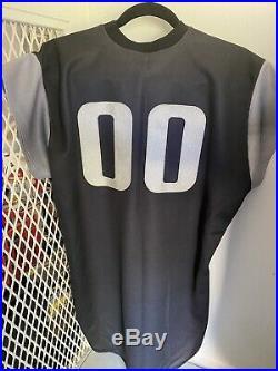 New York Mets 1999 Game Used Mercury Mets Bat Boy Turn Ahead the Clock Jersey
