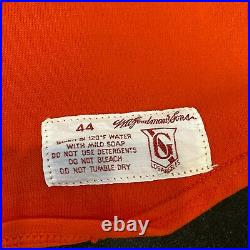 Nolan Ryan Signed Game Used 1980's Houston Astros Jersey JSA & Grey Flanell COA