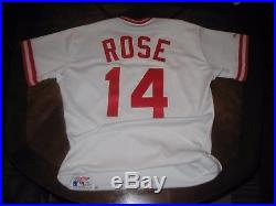 Pete Rose 1989 Cincinnati Reds Complete Uniform (Marge Schott Estate)
