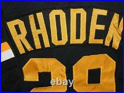 Pittsburgh Pirates Game Used Jersey with Pants and Hat