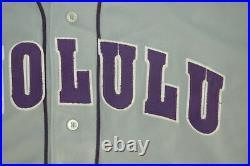 RARE 1990s GAME WORN Honolulu Sharks Jersey Size 48 Hawaii Winter Baseball