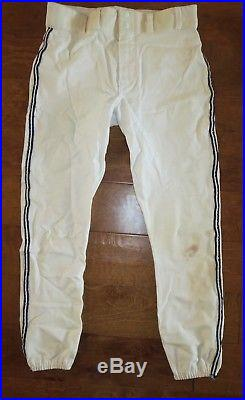 RARE & VINTAGE 1970's CHICAGO WHITE SOX GAME-USED HOME UNIFORM