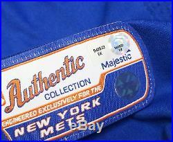 Ramon Ramirez Signed 2012 Mets Game Used Gary Carter Mets Jersey AUTO Sz 50 COA