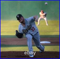 Rancho Cucamonga Quakes Game Worn Jersey Corey Seager Caleb Ferguson Josiah Gray