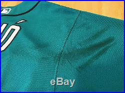 Robinson Cano Game-Used Worn 2016 HOME RUN Seattle Mariners Jersey MLB AUTH