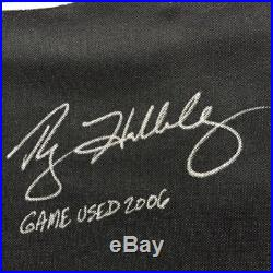 Roy Halladay Game Used Worn Signed 2006 Blue Jays Jersey 2 patch MLB authentic