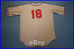 Ryan Klesko 1998 Atlanta Braves TBTC 1958 style game used jersey