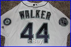the best attitude 87911 6dd6b Taijuan Walker Ken Griffey Jr. Number Retirement Game Used ...